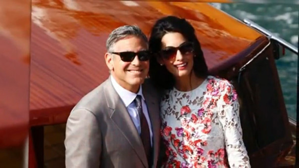 "George and Amal Clooney To Holiday In Ireland ""This Summer"" 340"