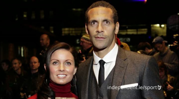 Archive VIDEO: Rio Ferdinand's 'wonderful wife and soul mate' Rebecca Ellison dies