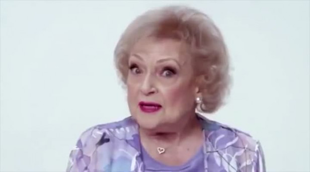 Betty sex licking lips