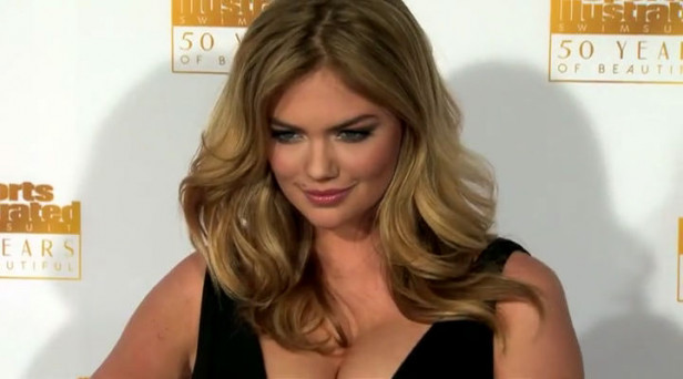 c7c08fad29 'I never said I wanted smaller breasts, I love my body', says curvy Kate  Upton