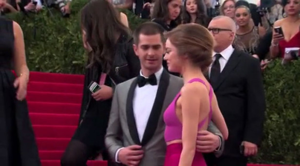 Are Emma Stone Andrew Garfield Engaged Independent Ie