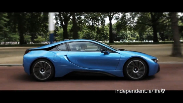 Video Behind Doors Of Bmw Supercar A Glimpse Of Tomorrow S World