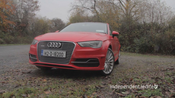 Audi A ETron Sounds Like The Future But Audi Have Made A Usable - Audi a3 etron