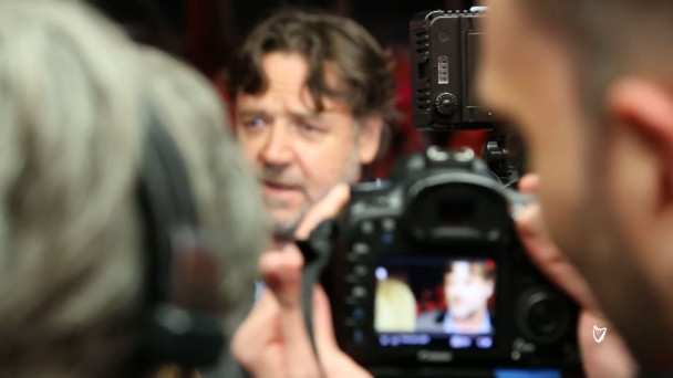 VIDEO: Russell Crowe on Leeds United: I'm just getting a little impatient,  its been 11 years