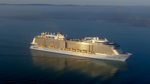 Travel TV Anthem Of The Seas Inside The Worlds Hottest Cruise - Anthem of the seas cruises