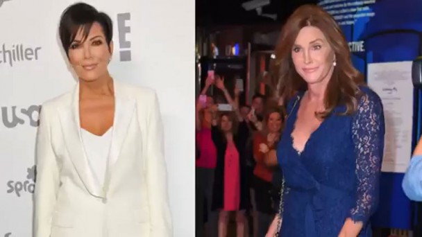 VIDEO: Kris Jenner is desperate to be hotter than Caitlyn Jenner