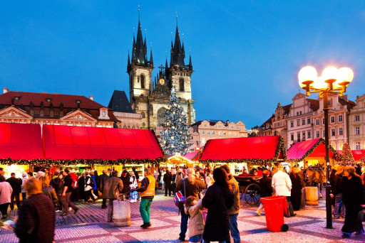 travel tv the unique magic of pragues christmas markets