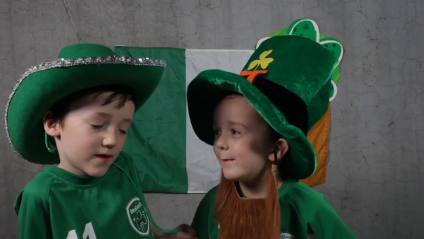 dbb1ccd73 WATCH: Kids explain all you need to know about St Patrick's Day ...