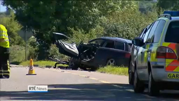 VIDEO: Investigations continue into fatal crash in Limerick