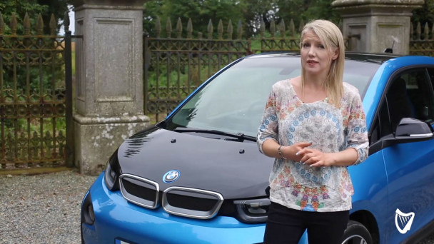 VIDEO: 'BMW's luxurious run-around boasts a usable range and green  credentials'