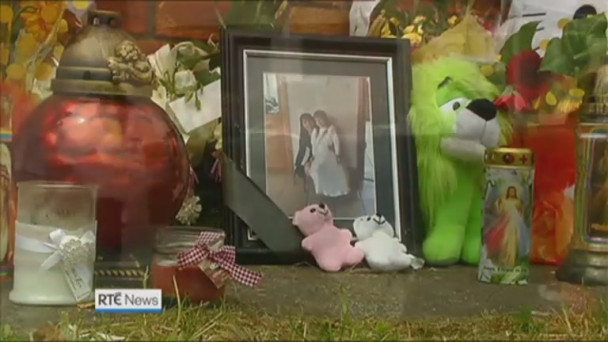 VIDEO: Woman murdered alongside her daughter (8) in Kerry was stabbed at  least 61 times, inquest hears