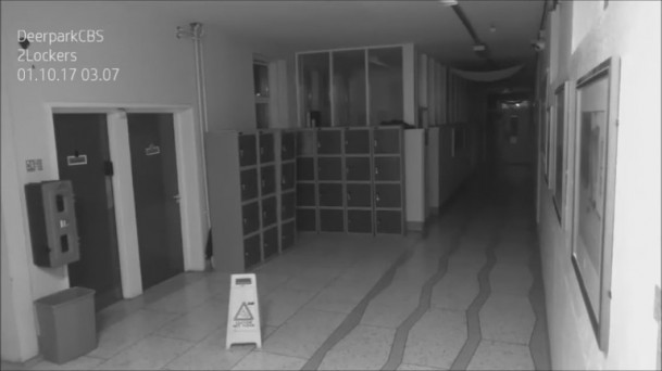 WATCH: 'Ghost' caught on camera? Cork's oldest school releases ...