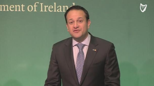 809b824ae Brexit breakthrough  Taoiseach hails  significant day  as deal ...