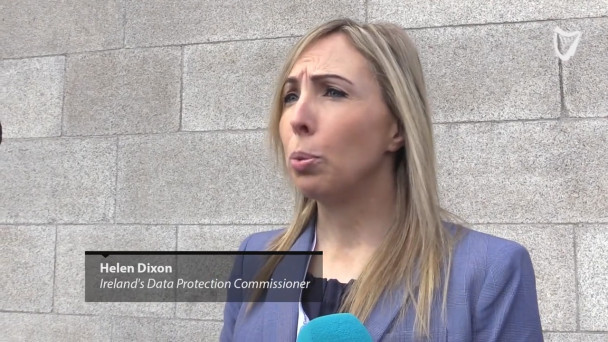 Video Gdpr Transparency Has Not Been Sufficient From Facebook Helen Dixon