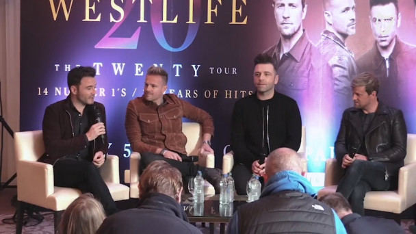 VIDEO: Westlife announce upcoming tour dates - and they're set to hit Croke  Park
