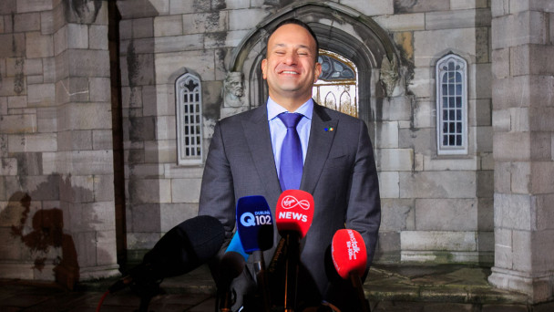 VIDEO: Varadkar – we always need to listen to a protest vote