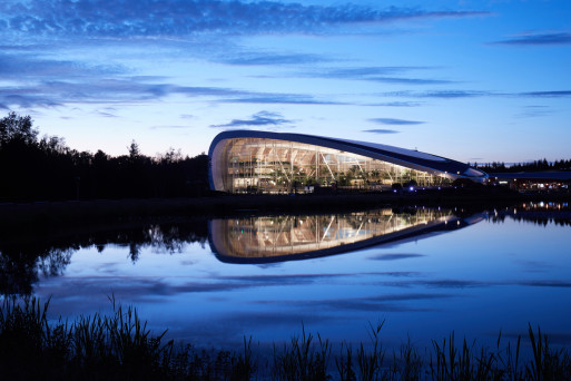 WATCH: Center Parcs Ireland What's it like inside Longford Forest?