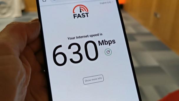 WATCH: Vodafone Ireland 5G Test - Adrian Weckler