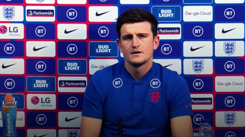 Maguire: Cristiano Ronaldo is the greatest player to play the game